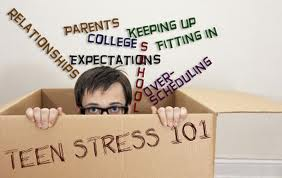Teen stress